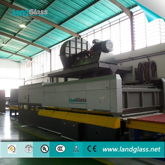 Landglass Flat Glass Tempering Machine/Furnace Tempered Glass Production Line pictures & photos