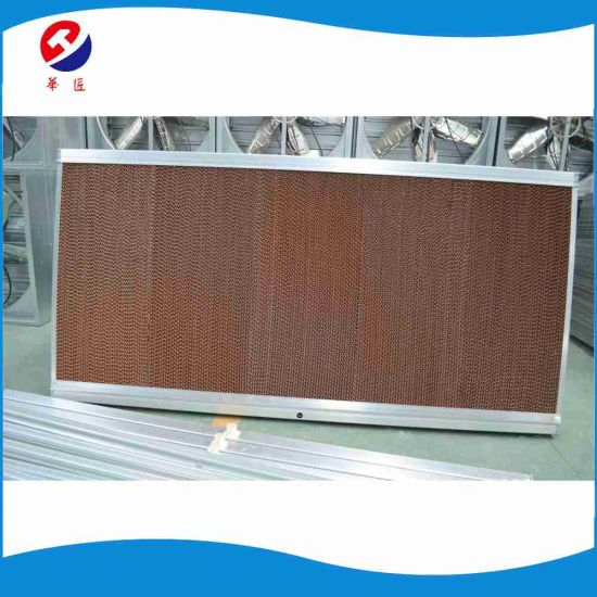 Evaporative Cooling Pad for Poultry Farm Air Cooler Wet Curtain