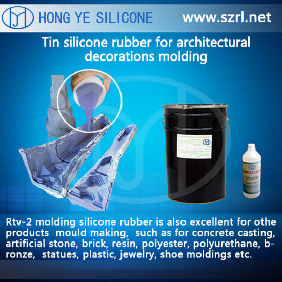 Molding Silicon Rubber for Candle Crafts