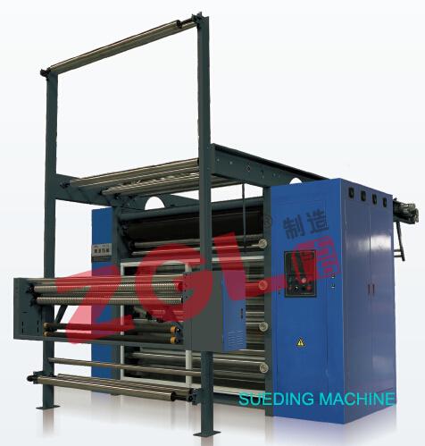 Sueding Machine for Textile Fabric