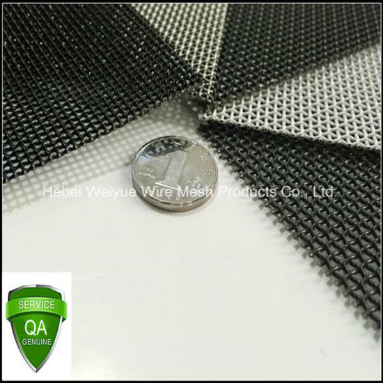 China PVC Coated Stainless Steel Wire Mesh for Window Screen - China ...