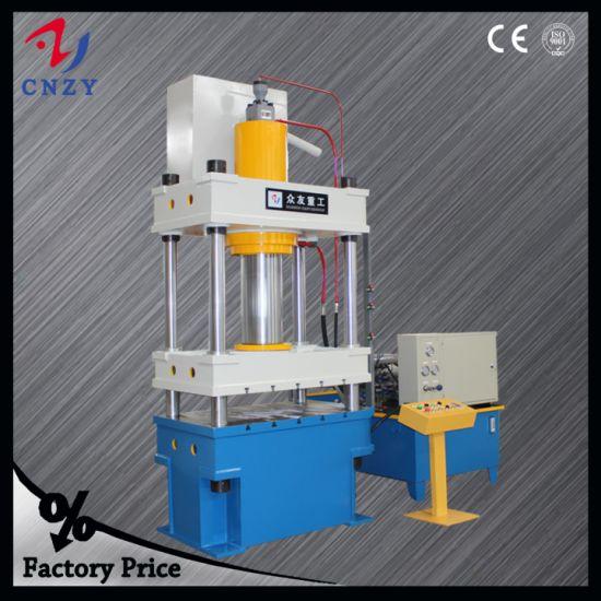 315 Ton Sheet Metal Stamping Hydraulic Press Machine for Coin Making
