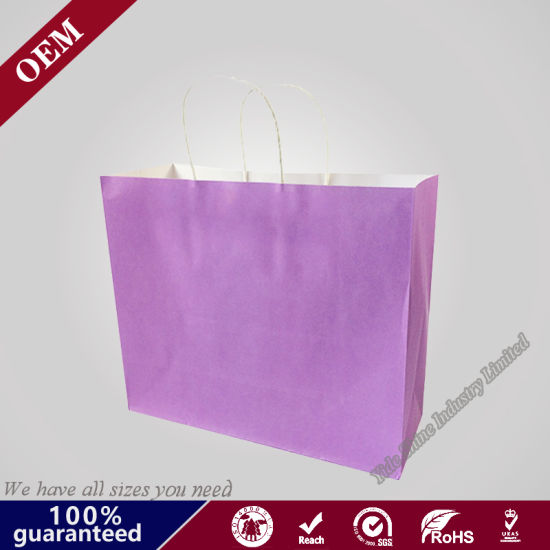 Environment Friendly Kraft Paper Bag