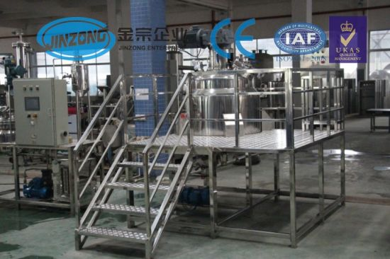 Jinzong Laundry Cleaning Products Making Machine pictures & photos