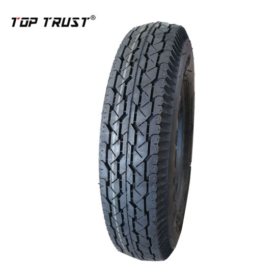 Best Price China Factory Top Trust Farm Tire for Agricultural Tractor, Wheelbarrow and Cart Sh-618 4.00-8