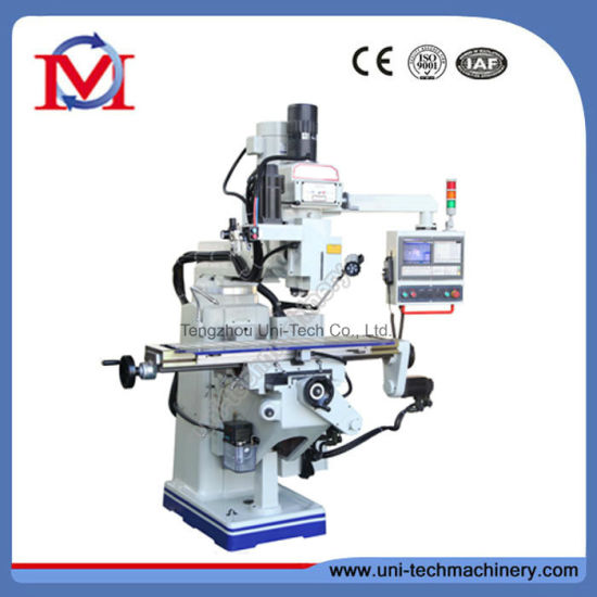 China High Precision Siemens Controller CNC Milling Machine (XK6325)