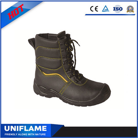 Ufa021 High Cut Military Safety Boots Working Safety Boot