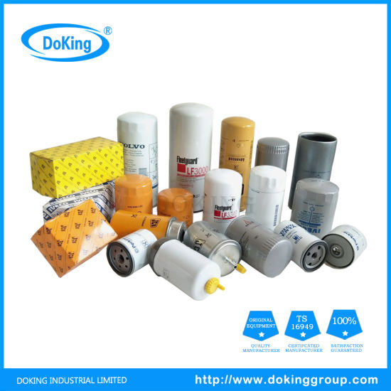 Truck Oil Filter for Fleetguard/Volvo/Iveco/Jcb/Perkins pictures & photos