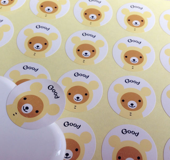 Hotsale Custom Colorful Self-Adhesive Stickers with Cheaper Price37 pictures & photos