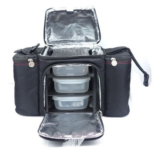Whole Custom Gym Cooler Bag 6 Pack Fitness Lunch Ice