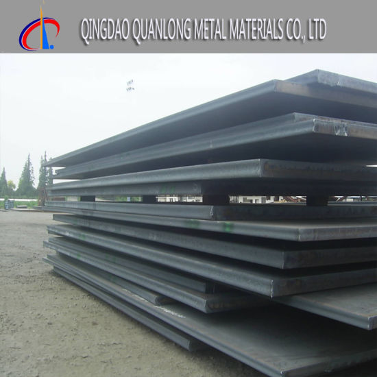 Hot Rolled En10155 S235j2w Corten Steel Sheet pictures & photos