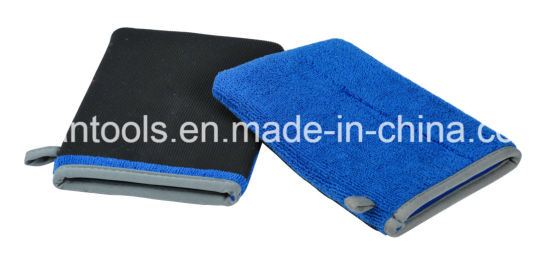 High Quality Magic Cleaning Clay Mitt pictures & photos