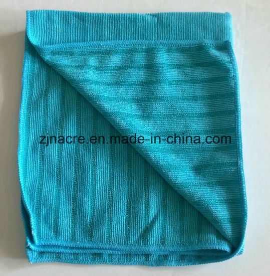 Microfiber Multipurpose Cleaning Towels pictures & photos