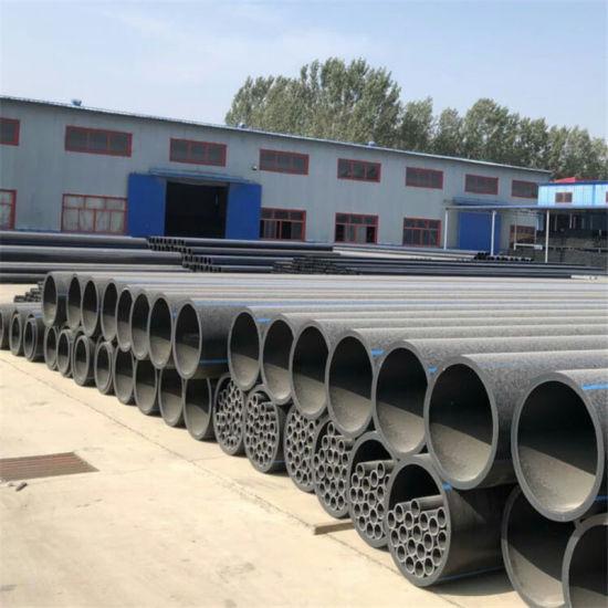Wonderbaar China Grote Diameter 50-500 mm PE100 HDPE Pipe Buis Voor OL-58