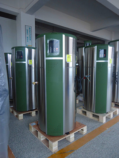 Residential Air to Water Heat Pump Unit