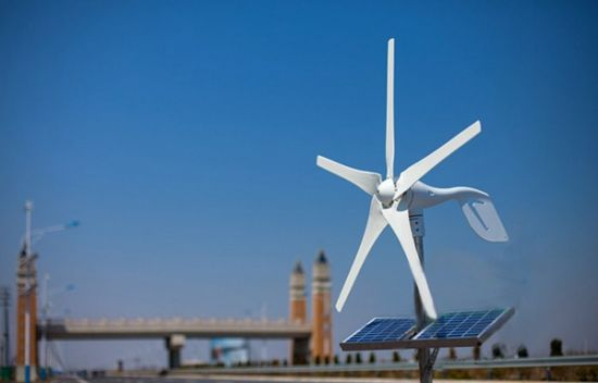 600W Horizontal Wind Power Generator for Remote Area (100W-20kw) pictures & photos