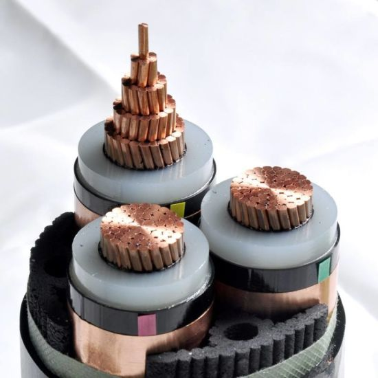 1-35kv Electrical Copper Conductor XLPE Mv Power Cable (Medium Voltage) pictures & photos