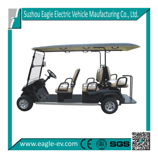 Electric Utility Car, CE Approved 6 Seat, EG2048KSF pictures & photos