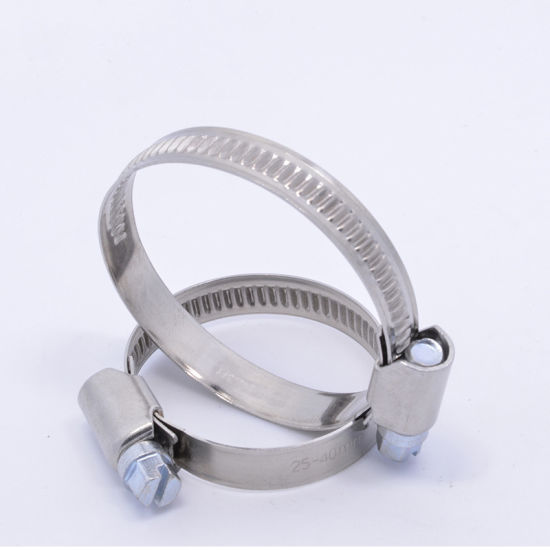 China Hydraulic Hose Clamps, Adjustable Metal Wire Hose Clamp, Non ...