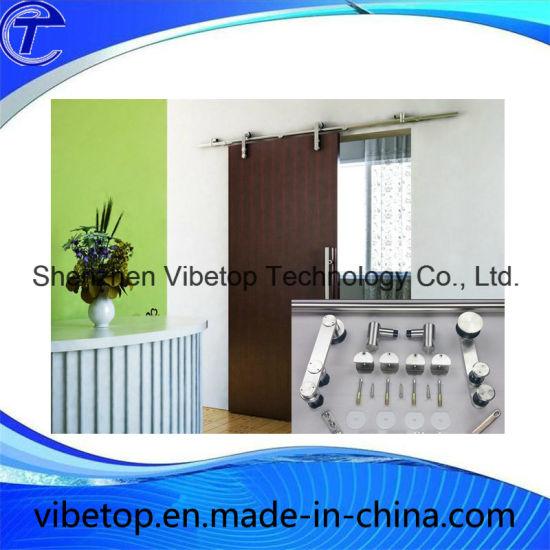 China Frameless Sliding Door Kits Glass Sliding Doors Barn Door