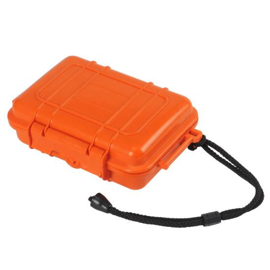 Waterproof IP68 ABS Hard Plastic Micro Equipment Tool Case