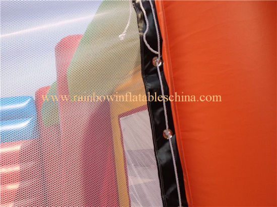Inflatable Basketball Playground/Inflatable Basketball Pitch pictures & photos