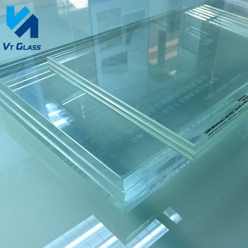 Monolithic/Starphire Float Glass/Low E Coating Glass with Ce&ISO9001 Wholesale Glass Shelf