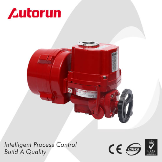 Explosion Proof Intelligent Electric Actuator pictures & photos