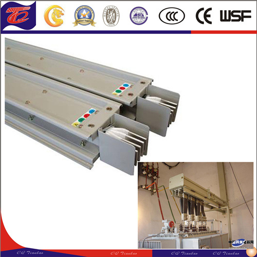 China Totally Enclosed Ip65 Aluminum Busduct Compelet With