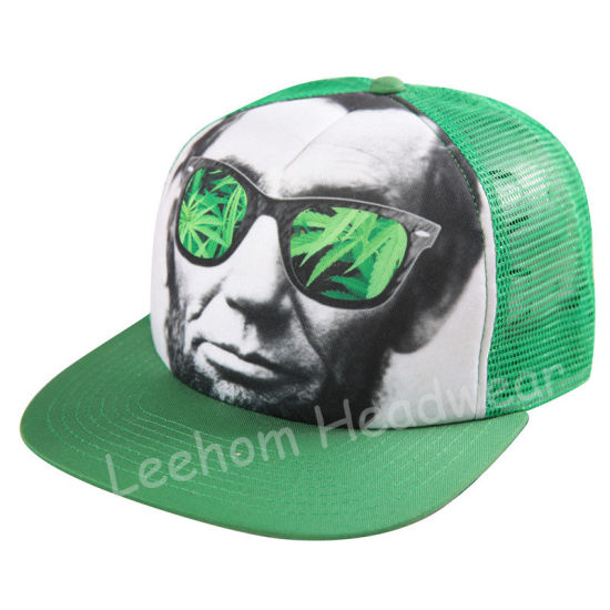 Fashion Man Snapback Caps with Transfer Print pictures & photos