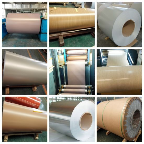 0.21mm PE Coating Prepainted Aluminum Coil pictures & photos