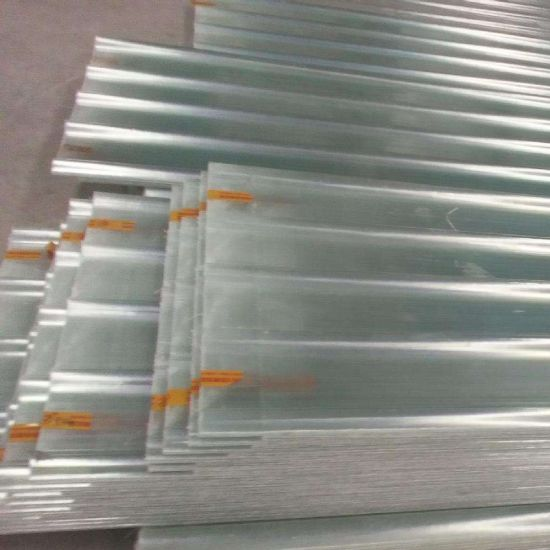 China The 2mm Thickness of The Transparent Sheet Coating