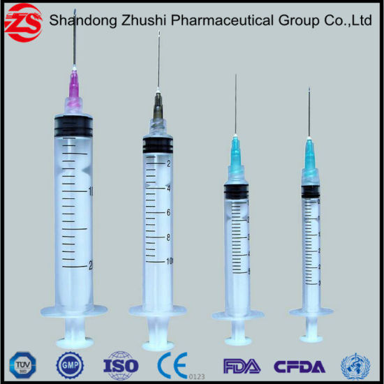 High Quality Medical Instrument of Disposable Syringe pictures & photos