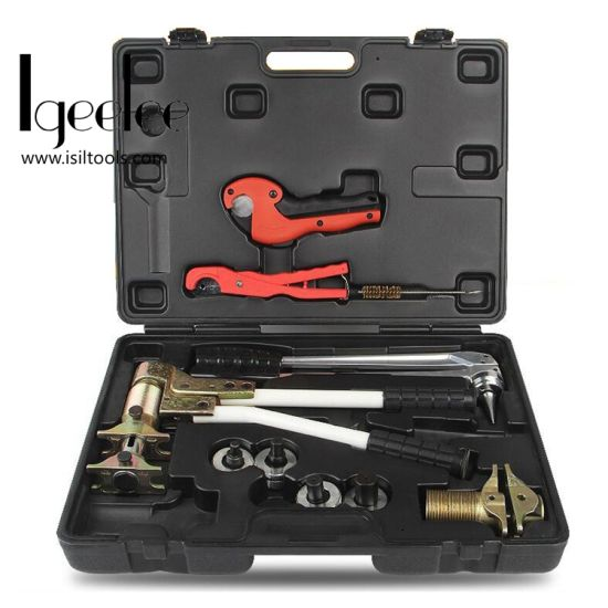Igeelee Pex-1632 Plumbing Clamping Tool Kit Is Used for Rehau His 311 Water Plumbing System for Flex Pipe or Rehau Pipes pictures & photos