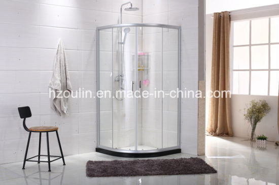 Simple Shower Room (Clear Glass)