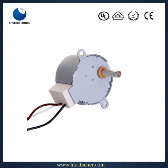 AC Pm Synchronous Electric Micro Motor for Timer with CCC Approval