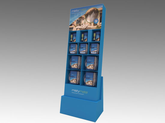 Hotsale Large Capacity Storage Floor Display Box Paper pictures & photos