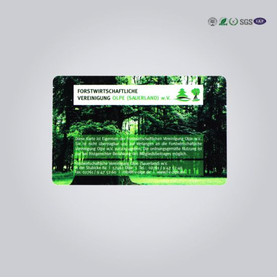 Plastic Smart Card/ID Smart Cards/Smart IC Cards/PVC Smart Cards pictures & photos
