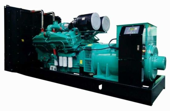 600kVA Standby Power Cummins Diesel Generator Set Power Plant pictures & photos