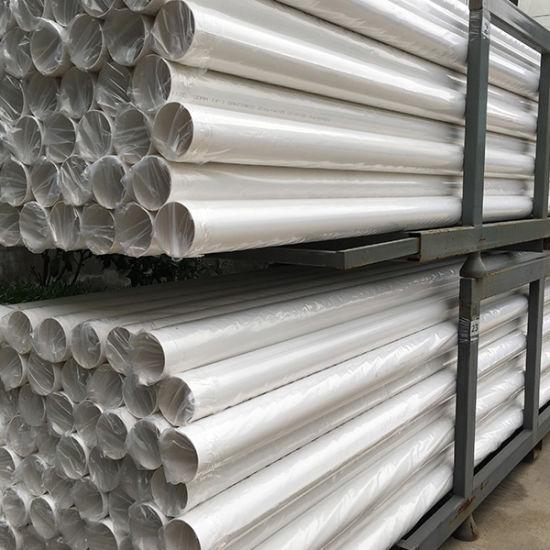 PVC Waste Pipe, PVC Plastic Pipe, Furniture PVC Pipe