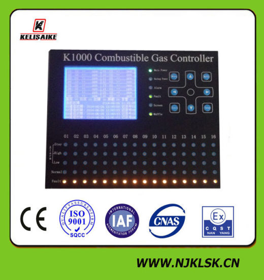 Industry Use Digital Display Controller for Gas Detector pictures & photos