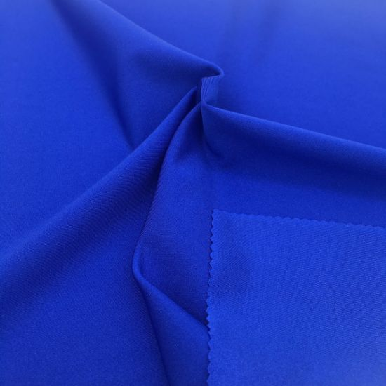 Shiny Nylon Spandex Lycra Tricot Fabric for Swimming Wear