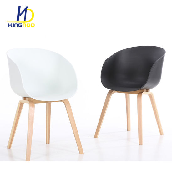China Replica Hot Living Room Dining Pp Plastic Hay Chair