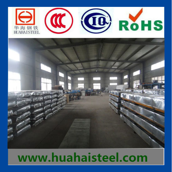 Hot Dipped Galvanized Steel in Coil (SGCC) pictures & photos