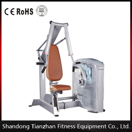 China Tz-5001 Belt Transmission Special Unique Technoloy Gym Use Commercial Chest Press pictures & photos