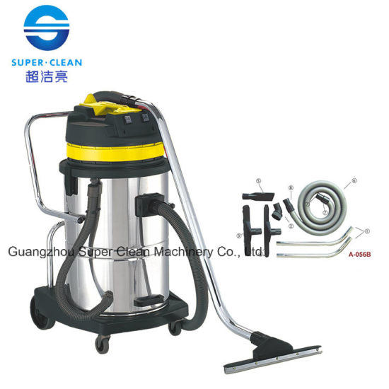 60L Stainless Steel Vacuum Cleaner for Wet and Dry with Tilt pictures & photos