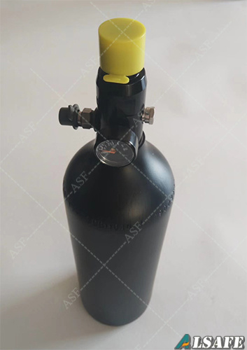 Carbon Fiber Compressed Air Cylinder pictures & photos