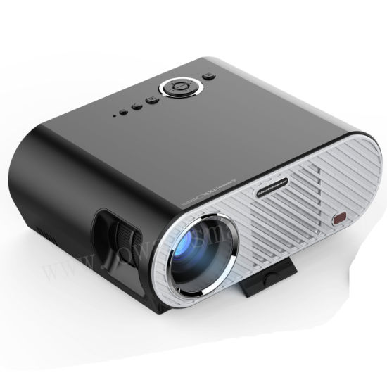 Factory Directly Lowest Price Portable Projector with High Quality