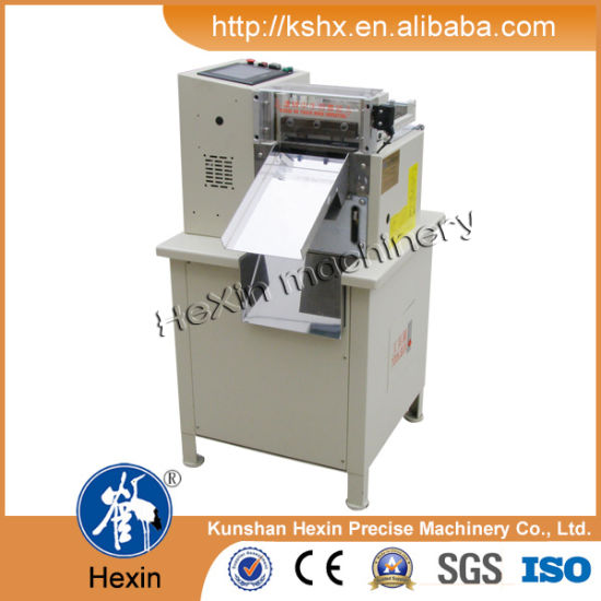 Velcro Tape Cutting Machine with a Hardware Die pictures & photos