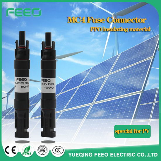 Solar Mc4PV Thermal Fuse Link, Fast Stablizer Link pictures & photos